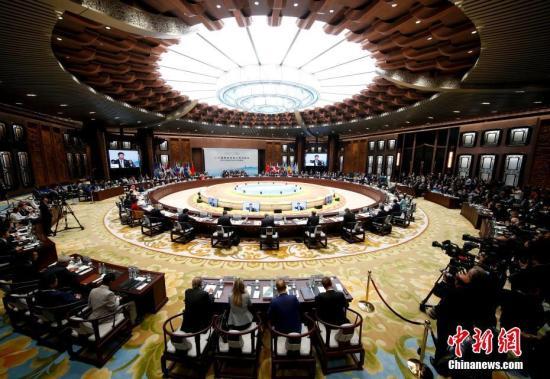 9月4日,二十国集团领导人杭州峰会开幕。 <a target='_blank' href='http://www.chinanews.com/'>中新社</a>记者 杜洋 摄