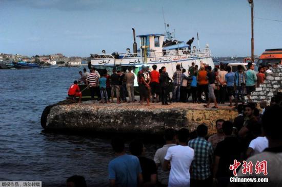 英媒:更多非政府组织停止地中海移民救援行动