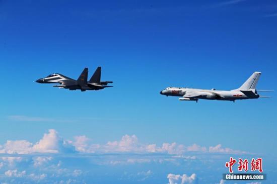 中国空军模范轰炸机大队纪实:曾首次飞跃宫古海峡