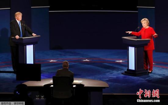 当地时间9月26日晚,美国大选首场总统候选人辩论登场,希拉里特朗普亮相会场。据分析称,三场总统大选辩论关系重大,将影响大批尚未决定选谁的民众做出决定。据预计,首场辩论观众人数有望破亿,创下美国大选辩论观众人数的新纪录。
