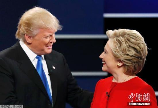 美国大选第二场辩论将登场 特朗普面临硬仗
