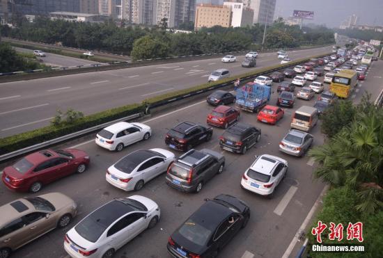 端午出行预测报告:广东、云南、福建将成高速最堵省份