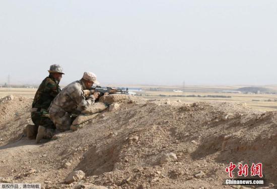 当地时间10月17日凌晨,伊拉克总理阿巴迪通过国家电视台发表电视讲话,宣布收复伊第二大城市摩苏尔的战役正式开始。