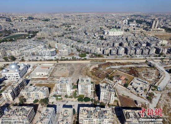 反击对阿勒颇袭击?叙政府军摧毁一处武装分子据点