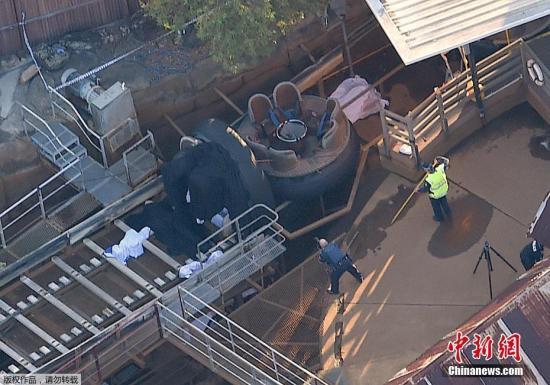 澳大利亚主题公园事故致4人遇难 澳总理发表声明