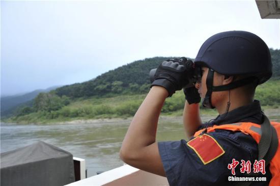 中老缅泰四国启动第58次湄公河联合巡逻执法行动
