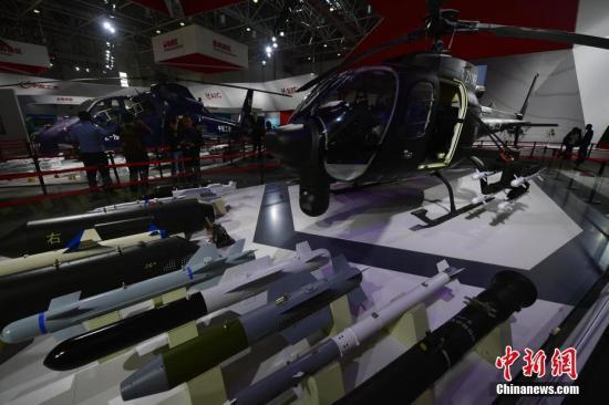 港媒:中国军工厂用机器人生产弹药 生产力提高两倍