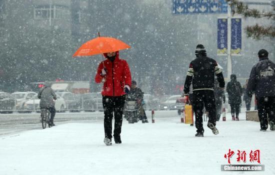 中央气象台发布寒潮蓝色预警:全国多地将继续降温