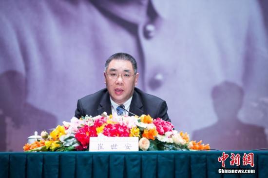 资料图:澳门特区行政长官崔世安。<a target='_blank' href='http://www-chinanews-com.putianyuan.net/'>中新社</a>记者 龙土有 摄