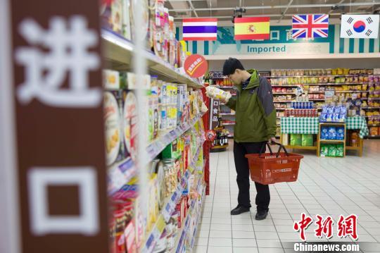 海关总署:中国外贸进出口下半年有望保持正增长