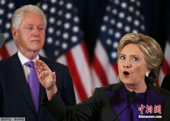 克林顿夫妇及小布什夫妇将参加特朗普总统就职典礼