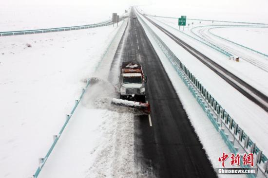 入冬来最强冷空气将影响中国 京津冀等地雾霾渐消散