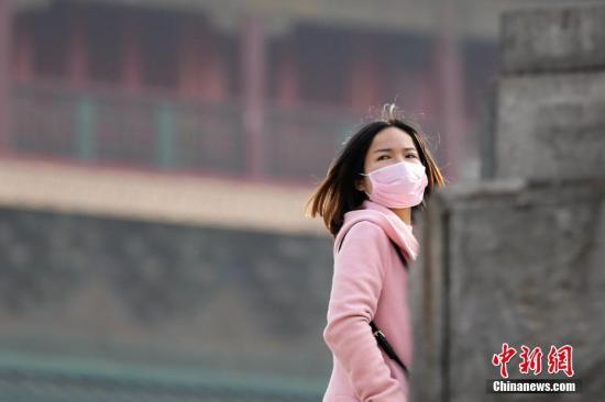 冷空气影响中东部地区 多地雾霾将减弱消散(图)