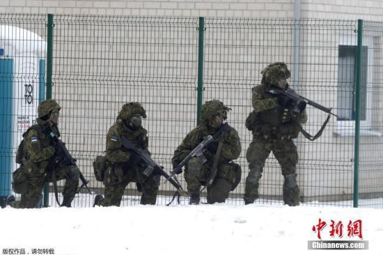 担忧新冠肺炎疫情伸张 芬兰士兵退出北约军演