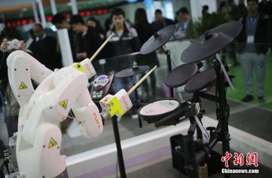 """中国发布智能制造""""十三五""""规划 明确十个重点任务"""