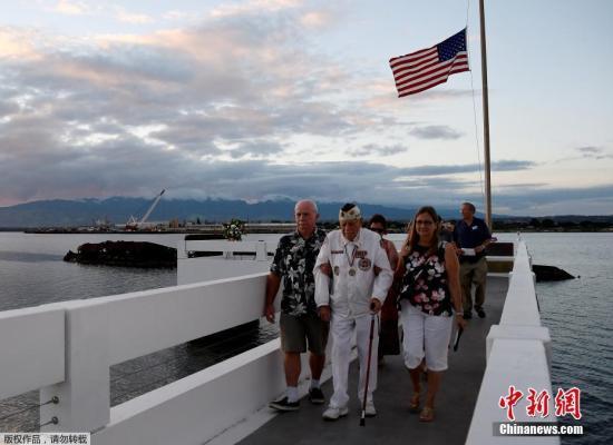 """美国团队发现中途岛海战沉没的日本航母""""赤城""""号"""