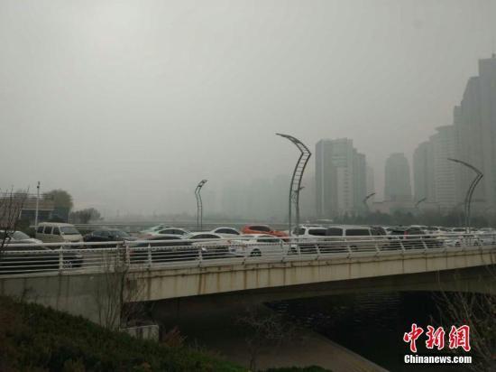 入秋以来最重污染明天来袭 华北23城或启动红色预警
