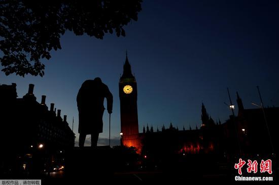 资料图:英国伦敦