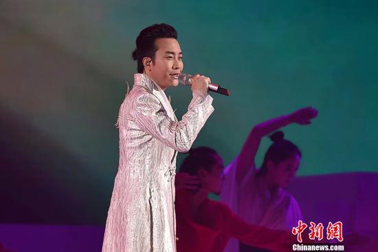 李玉刚打造大型音乐会《般若号角》朱哲琴将登台献艺