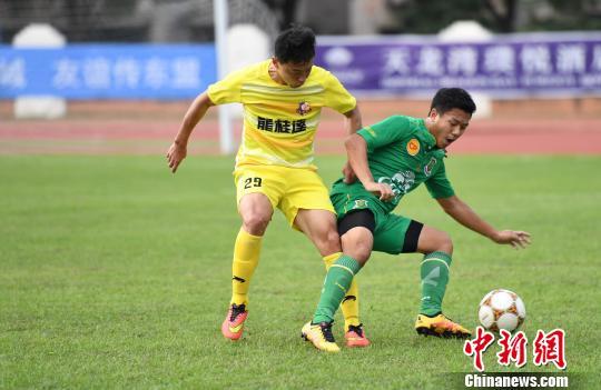资料图:中国—东盟城市足球邀请赛 胡雁 摄