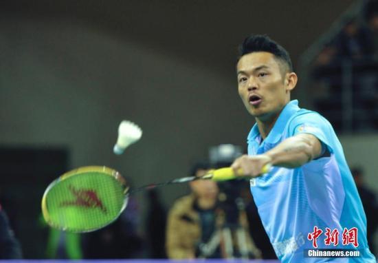 资料图 林丹 <a target='_blank' href='http://www.chinanews.com/'>中新社</a>记者 于海洋 摄
