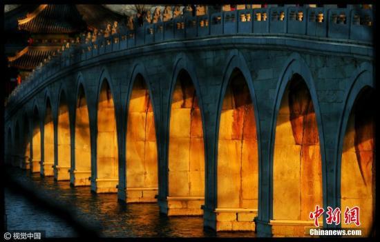 资料图:颐和园。李建泉 摄 图片来源:视觉中国