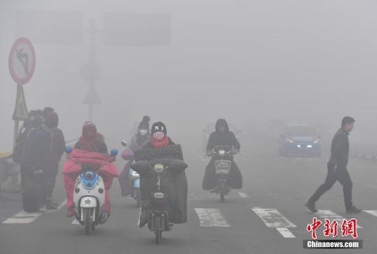 冀豫晋一批餐饮企业污染大气 仍用燃煤锅炉废气直排