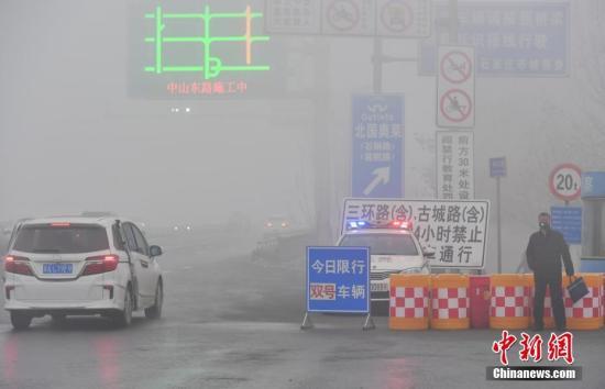 环保部大气污染防治强化督查首轮28个督查组全到位
