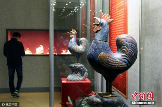 资料图:南京博物院特展馆