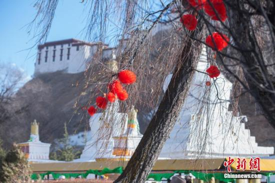 """""""老外""""冬游高原热 西藏春节入境游客增长超七成"""