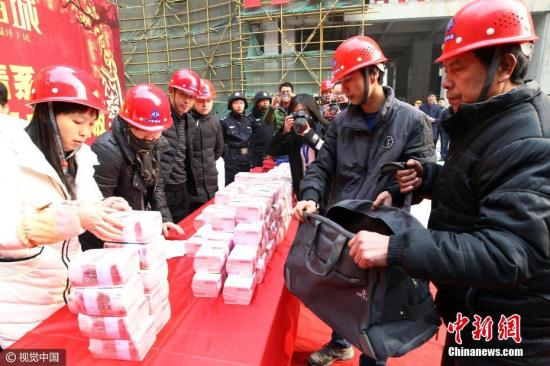 资料图。 马昭 摄 图片来源:视觉中国
