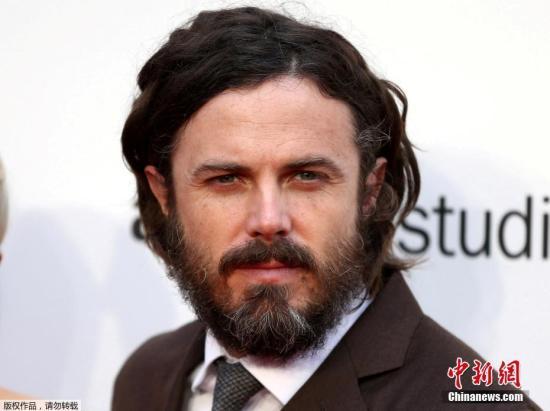 卡西・阿弗莱克凭借《海边的曼彻斯特》获得最佳男主角。