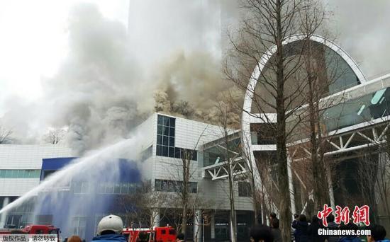2017年2月4日,韩国京畿道华城市一座商业建筑发生火灾,造成4人死亡。
