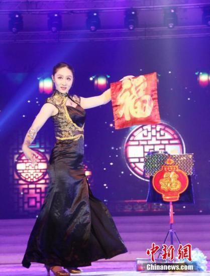 图为魔术表演。<a target='_blank' href='http://www.chinanews.com/'>中新社</a>记者 林永传 摄