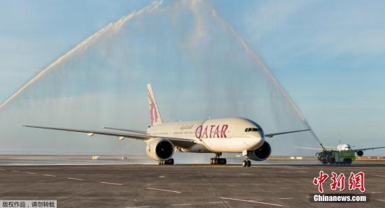 资料图片:卡塔尔航空。