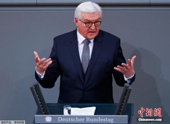 德总统:德国组阁事关重大 各方需对欧洲负责