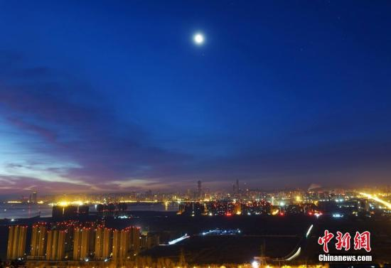 资料图:辽宁省大连市 中新社发 刘德斌 摄