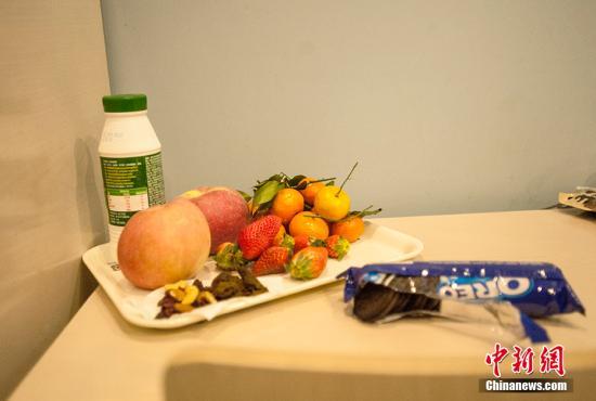 资料图:水果和零食。 <a target='_blank' href='http://www.chinanews.com/' >中新网</a>记者 翟璐 摄