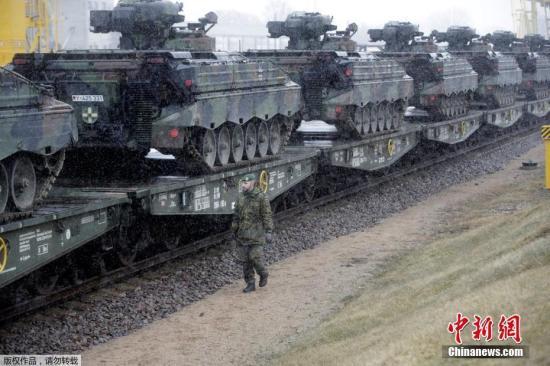 民调:德国过半民众反对增加军费 忧引发军备竞赛