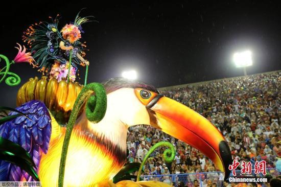 巴西狂欢节在即:推特别旅游路线 将吸引千万游客