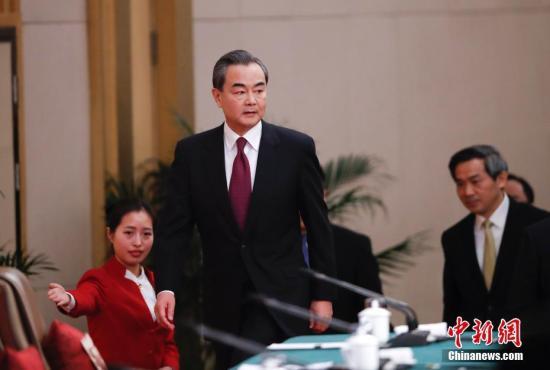 资料图:王毅 中新社记者 杜洋 摄