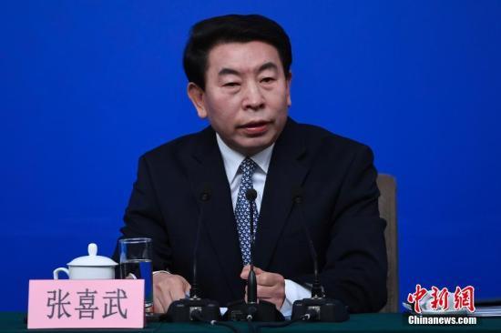 资料图:张喜武。<a target='_blank' href='http://www.chinanews.com/'>中新社</a>记者 韦亮 摄