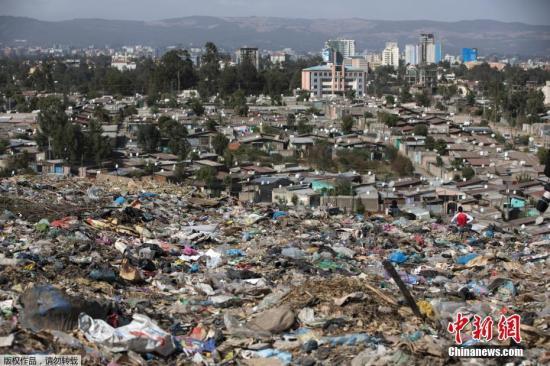 埃塞俄比亚垃圾场滑坡事故遇难人数升至72人