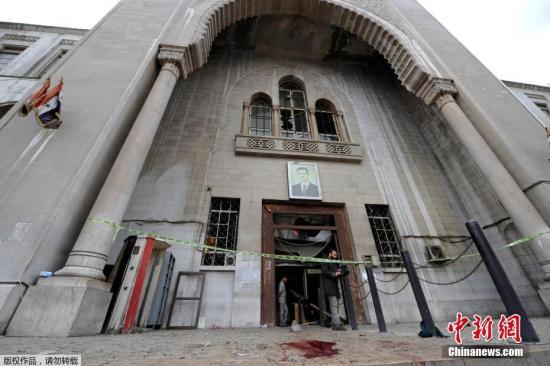 当地时间2017年3月15日,位于叙利亚首都大马士革市中心的一家法院遭到自杀式爆炸袭击,已造成至少31人身亡、数十人受伤。不久后,大马士革西部地区再次遭遇一起爆炸袭击。