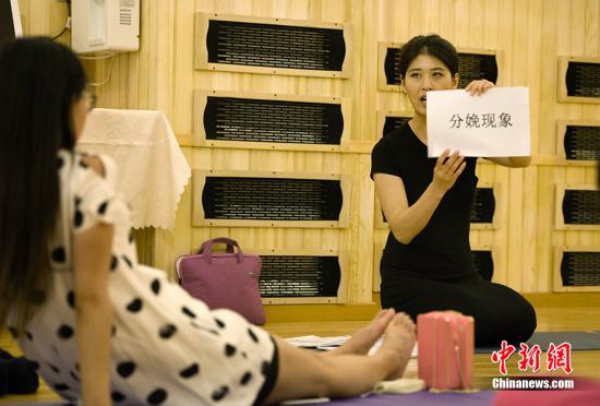 资料图。 中新网记者 李泊静 摄