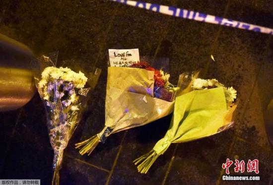 """英国首相特蕾莎・梅当天表示,英国的恐怖袭击威胁等级将保持在""""严重""""一级,不会进行调整。"""
