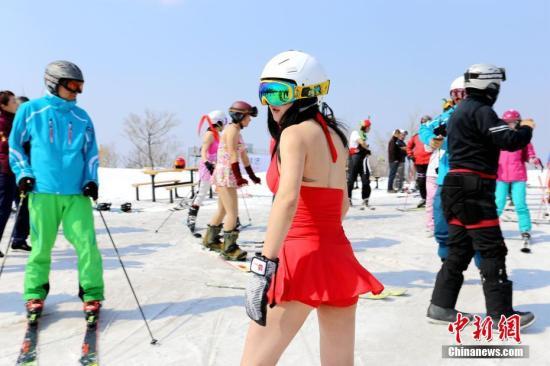 世界级滑雪胜地亚布力结束史上155天最长雪季