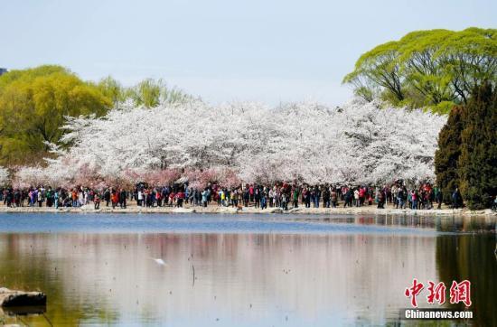 北京提前8天入春 今天气温略降周末最高温将达25℃