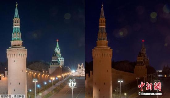 俄总统新闻秘书:总统办公厅部分员工转为远程办公图片