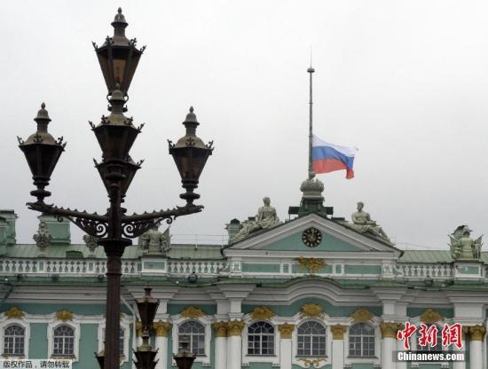 资料图:俄罗斯圣彼得堡冬宫博物馆。